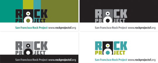 Rock Project banners